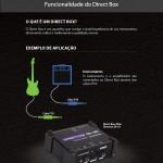 Voce Sabia - Direct Box