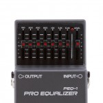 Waldman - Pedal Pro Equalizer PEQ-1