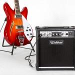 Waldman - Amplificador para Guitarra Gain 18R GA-18R