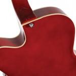 Waldman - Guitarra Semiacustica Duke Root Bigsby GHJ 140 BG