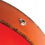 Waldman - Guitarra Semiacustica Duke Flamish Bigsby GHJ_250 BG