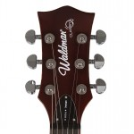 Waldman - Guitarra Semiacustica Duke Mastertop Bigsby GHJ_350 BG