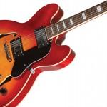 Waldman - Guitarra Semiacustica Prince Root Finale GHO_140 CW