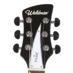 Waldman - Guitarra Semiacustica Fame Ricktop GRK_400