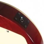 Waldman - Guitarra Sólida Lap Hyper Flamish GLP_570F