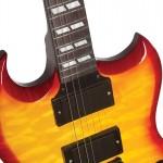 Waldman - Guitarra Sólida Saga Sublime GSG_750Q