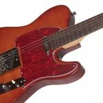 Waldman - Guitarra Sólida Terrific Mega Flamish GTE_750F