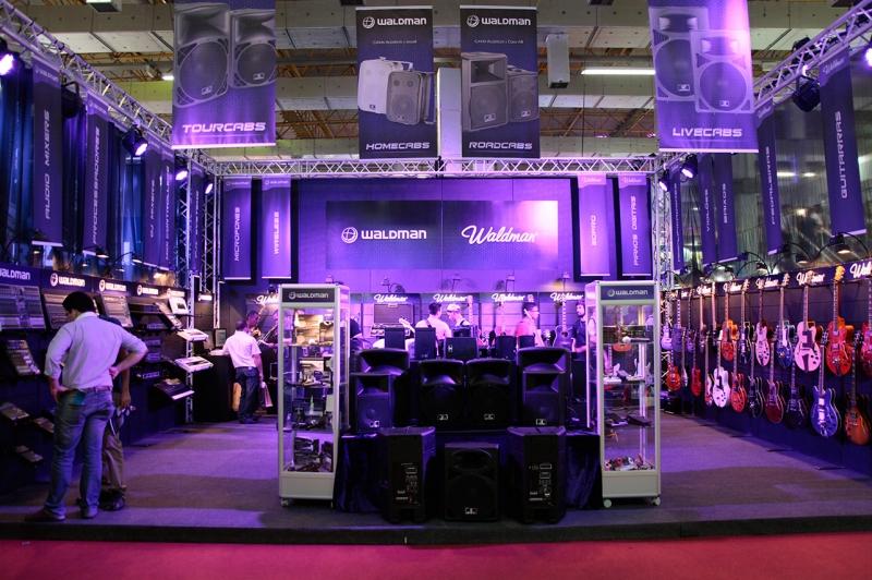 Waldman - Expomusic 2012
