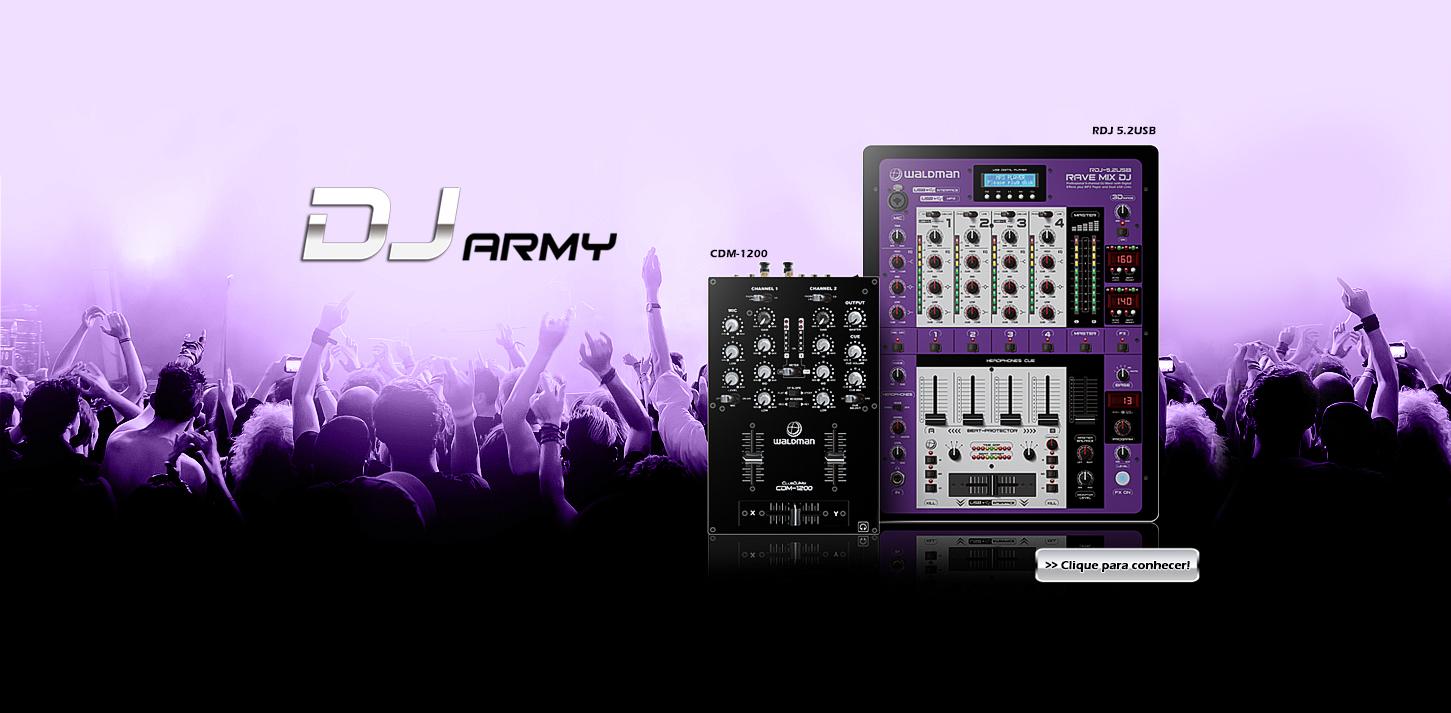 Banner - DJ Army