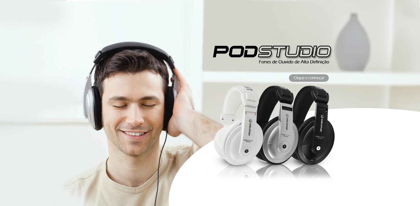 Banner - PodStudio HP-1000